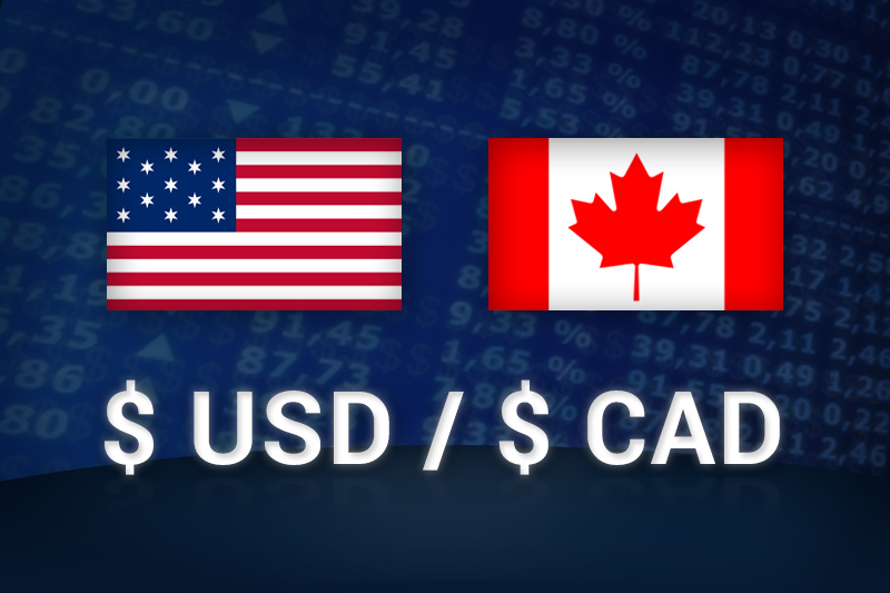 June, 25 - A combination of factors assisted USD/CAD to gain traction