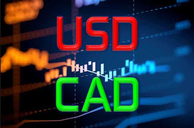 July, 14 - A combination of factors helped USD/CAD to gain traction