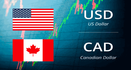 A combination of factors underpinned the fresh selling around USD/CAD