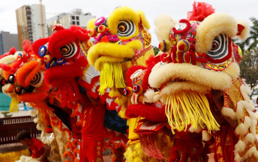 Где встретить китайский новый год