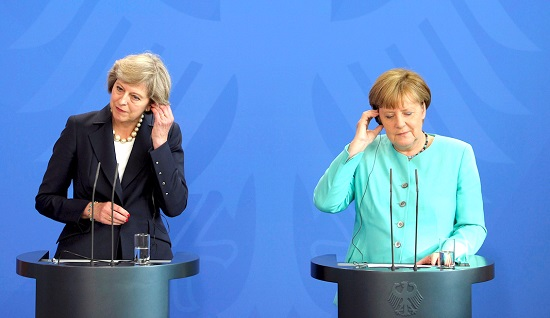 Europe's most important female leaders talk Brexit