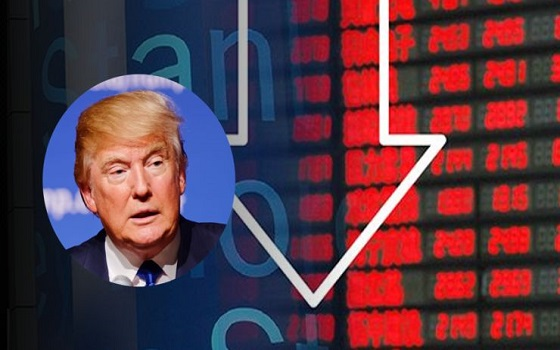July, 11 - market numbers are killed by Trump